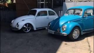 Carros da Equipe Old Car Club Em encontro no Estancia Alto da Serra 30/10/2019