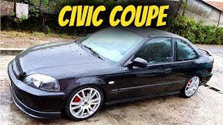 Civic EJ6 Coupe - O Teu Projeto