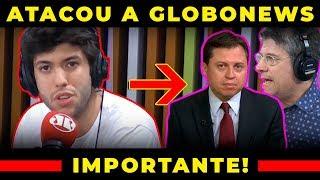 IMPORTANTE! Caio Coppolla Manda Aviso para População e Farpou Globo News no Morning Show Ao Vivo