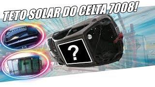 RESGATE CELTA 7008 - CHEGOU O TETO SOLAR, HORA DE REVELAR QUAL É! Canal 7008FIlms