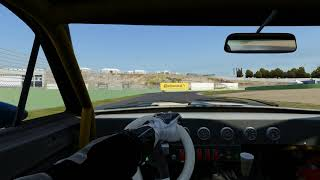 Puma GTB V8 Onboard Test - Assetto Corsa
