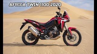 NOVA HONDA CRF 1100 AFRICA TWIN 2020 OPINIÃO E COMENTÁRIOS #DIEGOCM