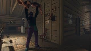 Friday the 13th The Game: O bug da luz azulada