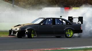 Volta de teste com o Omega do Adriel - Assetto Corsa
