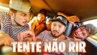 Tente não rir com Renato Garcia e Amigos #27