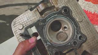 Porque abri o motor da IsRed (GSR150i) ? entenda o porque!