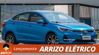 CAOA Chery Arrizo 5e: conheça o primeiro sedan 100% elétrico vendido no Brasil