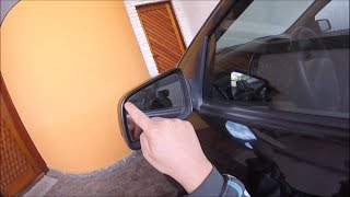 Chevrolet Astra - Como retirar o espelho do retrovisor   GM, Opel, Vauxhall