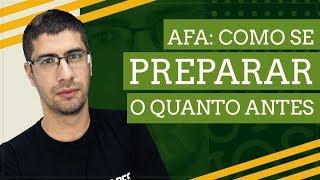 | LIVE | AFA: Qual a importância de se preparar o quanto antes?