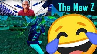 Infestation The New Z : Caneta Azul , Azul  Caneta [ 1 vs 4 ]