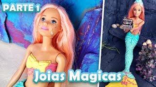 Novelinha da Barbie Sereia EP: 1 Cherry Miniaturas