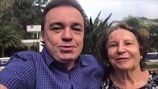 Gugu Liberato postou último vídeo com a Mãe antes do acidente em Orlando