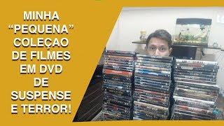 MINHA PEQUENA COLEÇAO DE DVDS- Parte 1