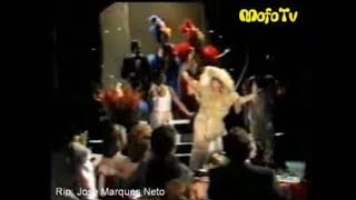 Cavalo Amarelo (1980) - cena final