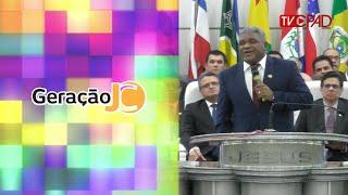 Pr. Genival Bento Ministrando no Impactar de Curitiba - Geração JC 33