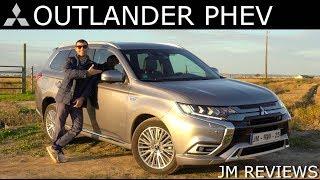 Mitsubishi Outlander PHEV - É Assim O Suv Plug-In Mais Vendido Do Mundo!! - JM REVIEWS 2019