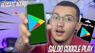 UAU! Como GANHAR SALDO na Google Play Store de Graça (Funcionando 2019)