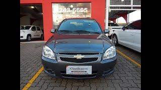 Chevrolet Prisma 1.4 MPFI LT 8V (Flex) 2012