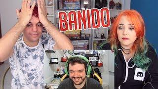 REACT ESSA MÃE QUASE FEZ O FILHO SER BANIDO   LIVES ENGRAÇADAS #184 (Um Gamer Aleatório)