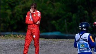 F1 2019 - Fotos da Batida entre LeClerc e Vettel! Crise na Ferrari??