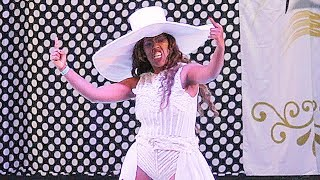 Bárbara Rezende ® Performance Beyoncé e Dança do Ventre - Congresso Mineiro 2019