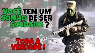 NÃO ENTRE NO EXERCITO SEM ANTES ASSISTIR ESSE VÍDEO! #DESABAFO | SERVIÇO MILITAR