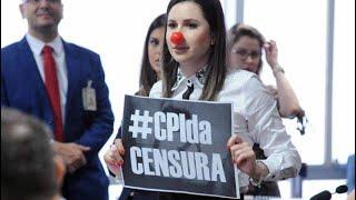 A CPI FAKE e a busca pela imposição da censura