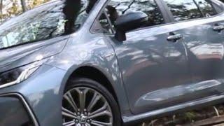 Novo Toyota Corolla 2020: Veja os Detalhes! Motor 1.8 flex e outro elétrico que somam 123 cavalos...