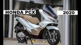 HONDA PCX 2020 COM MUITOS DETALHES