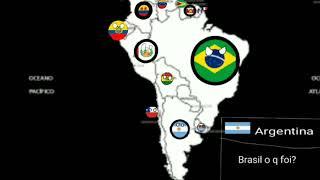 (MINI-FILME) Futuro alternativo da América do Sul {leia a descrição}