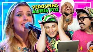 VÍDEOS DIFÍCEIS DE ASSISTIR POR VERGONHA ALHEIA - PARTE 2 feat. LORELAY FOX   Diva Depressão