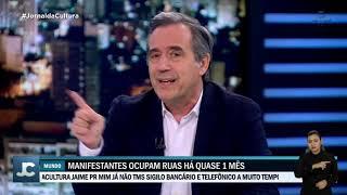 Chile: Saída democrática com nova Constituição para refazer o contrato social.