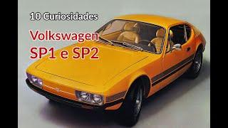 SP1 e SP2: 10 curiosidades sobre o esportivo da Volkswagen | Carros do Passado | Best Cars