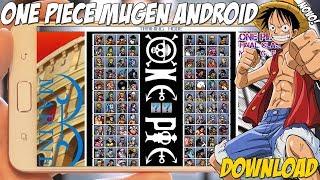 One Piece Mugen para Mobile - 137 Chars - (FREE MUGEN)