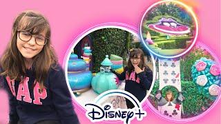 LABIRINTO DA ALICE NOS PAÍS DAS MARAVILHAS! Segunda parte do nosso passo a passo na Disneyland
