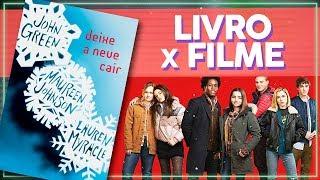 TUDO DIFERENTE? Let It Snow -  Livro x Filme Com SPOILERS | Alice Aquino