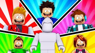 Roblox - FUSÃO DE YOUTUBERS (Fusion Fighters!)