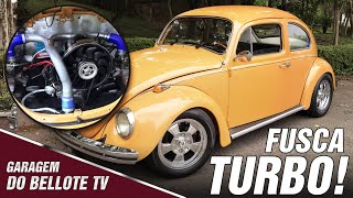 Fusca turbo (1600, 150 cv, Solex 32) | Garagem Drops #66