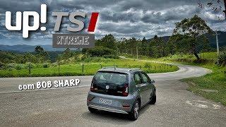 Teste VW UP! TSI XTreme 2020 com Bob Sharp