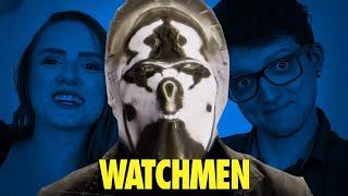 NÃO PODE SER! WATCHMEN ESTÁ MALUCO | Watchmen 1x04