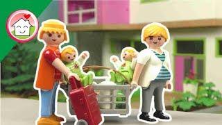 Playmobil Novelinha Português Mudança à vila de luxo - A Familia Hauser