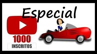 Especial 1000 INSCRITOS - Fechadas e Infrações - Nosso Trânsito