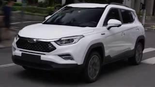 CARWP JAC T60 SUV de R$ 100 mil vem enfrentar Jeep Compass
