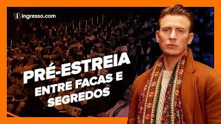 Entre Facas e Segredos   Pré-Estreia   Ingresso.com