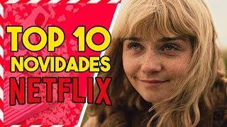 TOP 10 NOVIDADES DA NETFLIX