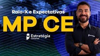 Concurso MP CE - Raio-X e Expectativas