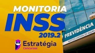 Monitoria INSS 2019.2