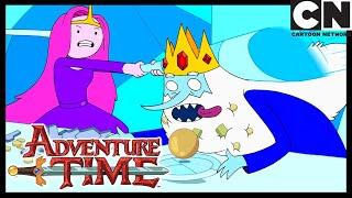 Coroa Quebrada | Hora de Aventura Brasil | Cartoon Network ??