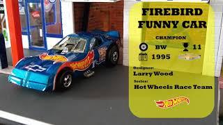 Race of the Day: S02E59 - Firebird Funnycar | Morris Weagon | Dodge Challenger