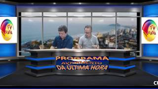 CURTA - PROGRAMA AVIVAMENTO DA ULTIMA HORA